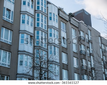 apartment building cool detail stock photos royalty free images vectors shutterstock. Black Bedroom Furniture Sets. Home Design Ideas