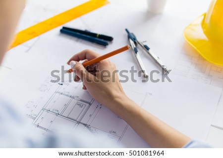 Architectural project progress engineering concept stock for Architectural engineering concepts