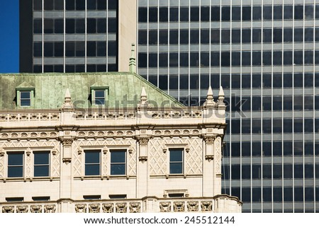 ARCHITECTURE - stock photo