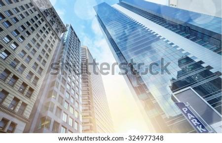 Architecture. - stock photo