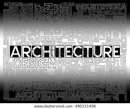 Architecture Design Representing Building Designs And Ideas