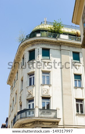 Architecture in Vienna