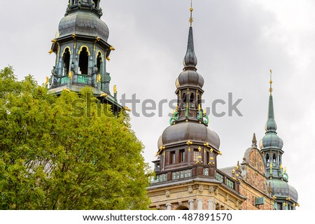 Architecture of Stockholm, Sweden