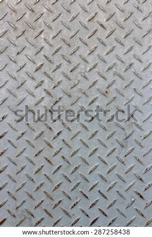 Areas with iron for strength. - stock photo