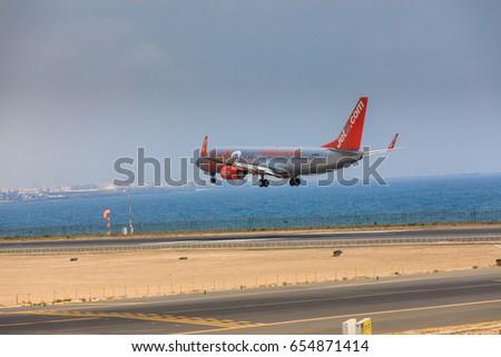 Lanzarote Airport  Letter Code