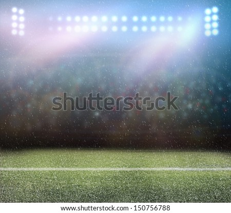 Arena stadium  - stock photo