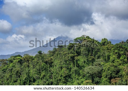 Arenal Volcano - stock photo