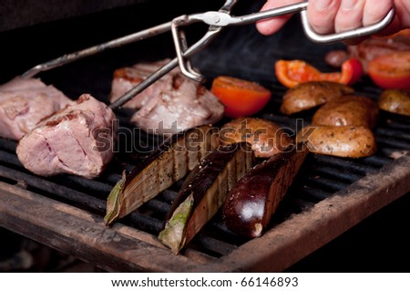 Argentinian food stock photos images pictures for Artistic argentinean cuisine