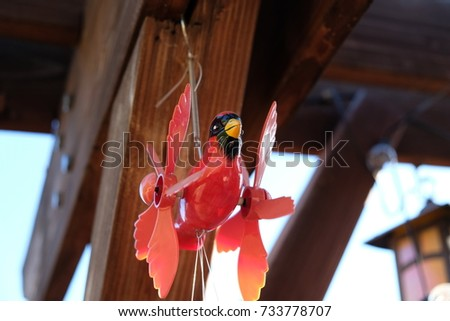 Cardinal Flying Stock Images Royalty Free Images