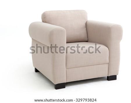 Arm chair - stock photo