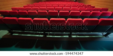 armchairs theater