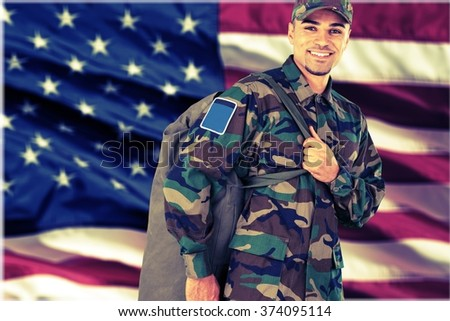 Army. - stock photo