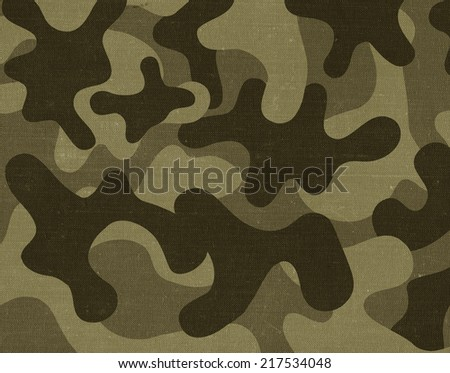 army background - stock photo
