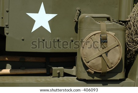 Army Relics