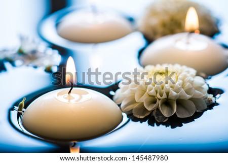 aroma bowl - stock photo