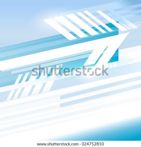 arrow background cover motion report business background jpeg version - stock photo