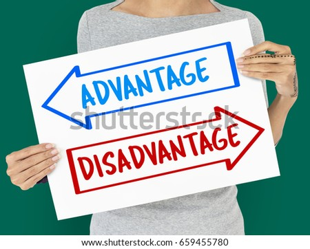 advantage disadvantage Computers have both advantages and disadvantages on one hand, they allow us to access the wealth of information that is available on the internet they also allow us to analyze massive amounts of .