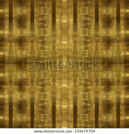 art colorful ornamental vintage seamless pattern in brown and sepia - stock photo