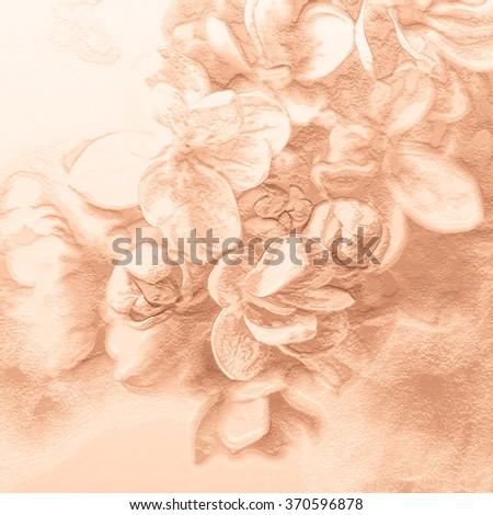 art flowers background