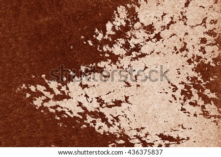 art grunge brown ragged abstract pattern illustration background