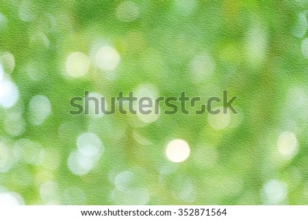art grunge green bokeh abstract pattern illustration background