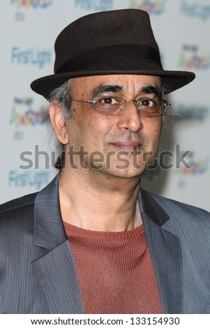 Art Malik arriving for the First Light Movie Awards 2013 at the Odeon Leicester Square, London. 19/03/2013 Picture by: Steve Vas