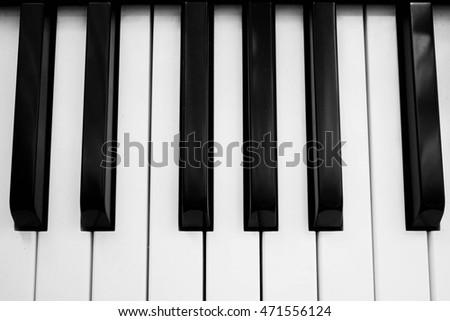 art music piano abstraction