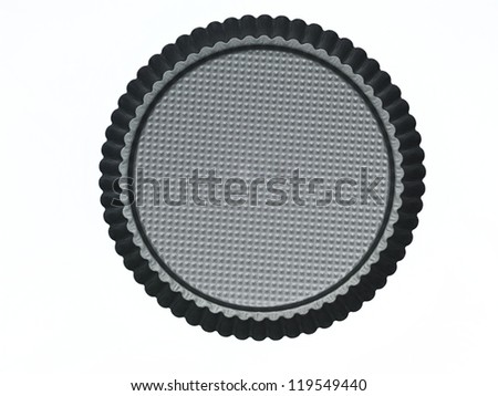 art pan for cooking - stock photo