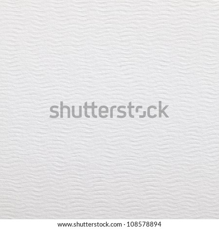 Art Paper Textured Background - Wave stripes,light colour - stock photo