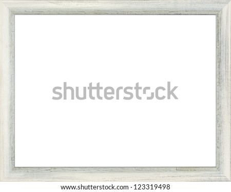 art picture frame - stock photo