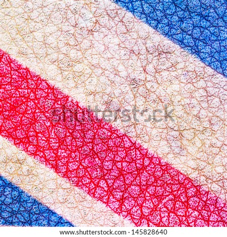 Artificial leather background texture  - stock photo