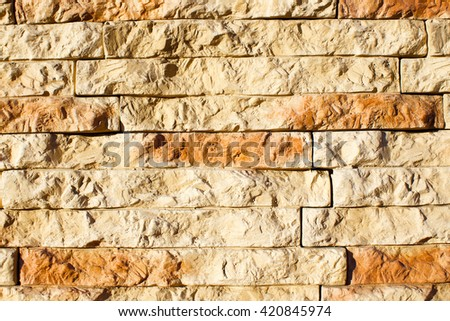 Exelent Building A Decorative Stone Wall Ornament - Wall Art ...