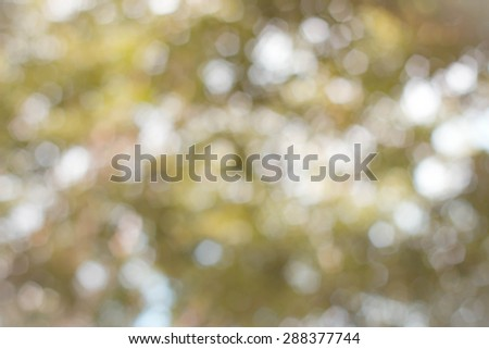 Artistic style - bokeh of lights in the background with blurring lights for your design, vintage or retro color tone - stock photo