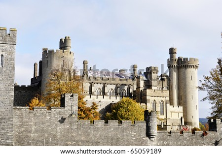 Arundel castle, UK