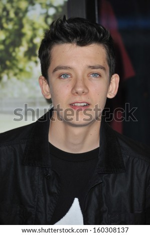 asa butterfield фильмы