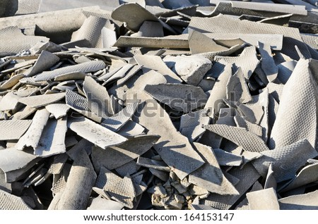 Asbestos Sheeting Stock Images Royalty Free Images