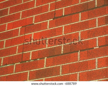 Asbestos Shingles - stock photo