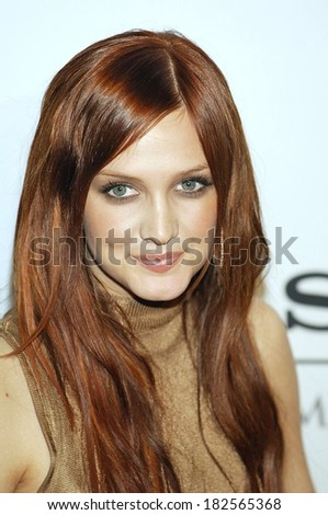 Ashlee Simpson at Clive Davis Pre-Grammy Party, Beverly Hilton Hotel, Los Angeles, CA, February 09, 2008  - stock photo