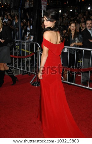 "Ashley Greene at the ""The Twilight Saga: New Moon"" Los Angeles Premiere, Mann Village Theatre, Westwood, Ca. 11-16-09"
