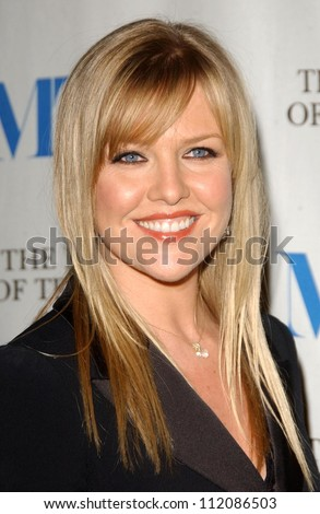 "Ashley Jensen at the 24th Annual William S. Paley Television Festival Featuring ""Ugly Betty"" presented by the Museum of Television and Radio. DGA, Beverly Hills, CA. 03-12-07"