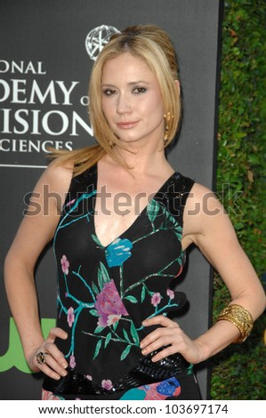 Ashley Jones at the 36th Annual Daytime Emmy Awards. Orpheum Theatre, Los Angeles, CA. 08-30-09