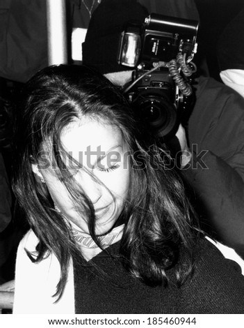 Ashley Judd at premiere of Keeping the Faith, NY 4/5/00, by CJ Contino
