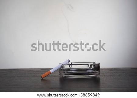 ashtra - stock photo