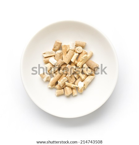 Ashwagandha - stock photo