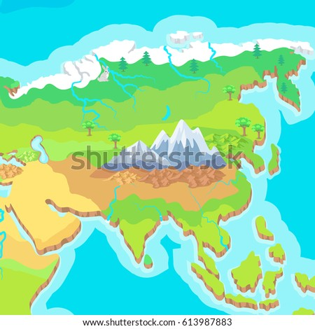 Northern Hemisphere Map Stock Images, Royalty-Free Images ...