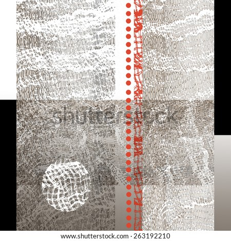 Asian abstract background - stock photo