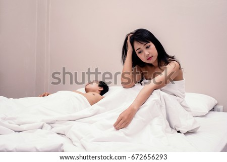 Asian couple have sex who woman