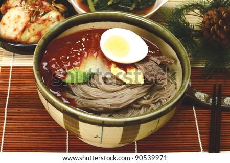 Asian Food - stock photo