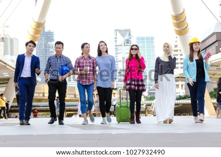 Asian business corporation