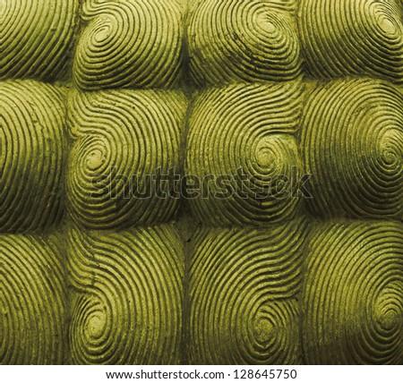 Asian pattern background - stock photo